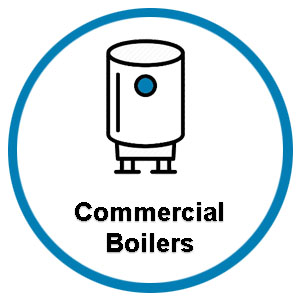 Commercial Boiler Icon