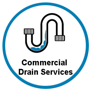 Sewer and Drain Backup Icon