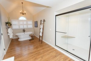 View-of-bathroom-tub-and-shower
