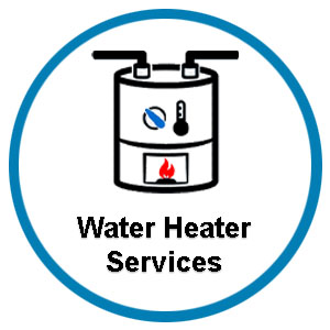 Faulty Water Heater Icon